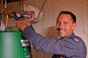 Eric Nielsen, Licensed Plumber & NATE certified HVAC Technician